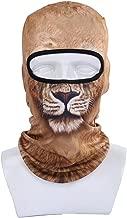 Top studio Ski Mask, 3D Animal Balaclava Face Mask for Music Festivals, Raves, Ski, Halloween, Party Outdoor Activities