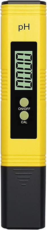 PH Meter ORYCOOL 0 01 Resolution Digital PH Tester Pen 0 00 14 00 PH Range With Automatic Calibration Function For Drinking Water Swimming Pools Spas Aquarium Hydroponics