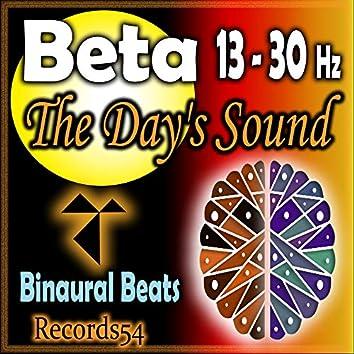 Beta 13 - 30 Hz: The Day's Sound - El Sonido Del Día - Der Tageston - Le Son Du Jour (Binaural Beats)