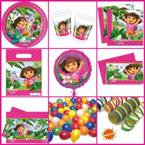 Piatti festa Dora Adventure 23cm 10pz