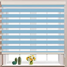 ZEBRA BLINDS Polyester Curtain for Windows Or Outdoor Décor