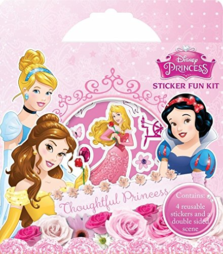 Disney Princess Sticker Fun Kit Christmas Childrens Party Stocking Filler Xmas