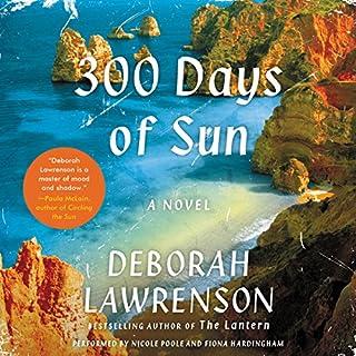 300 Days of Sun audiobook cover art