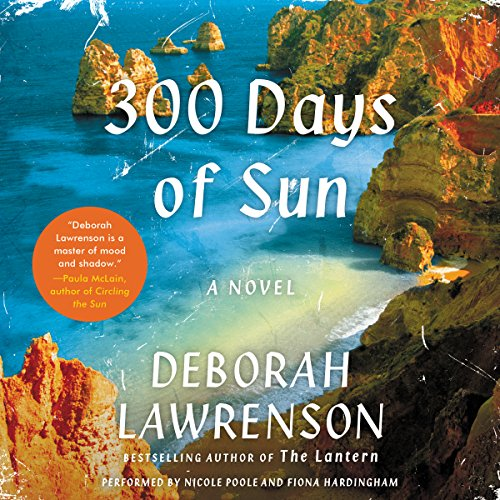300 Days of Sun audiobook cover art