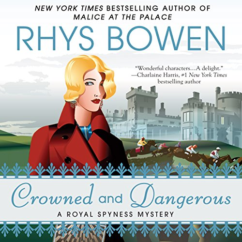 Crowned and Dangerous cover art