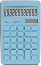 $38 » Calculator Business Office LCD Large Screen Display 12-Digit Dual Power Handheld Solar Large Button Automatic Shutdown Cal...
