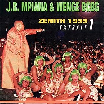 Zenith 1999 (Extrait 1) [Live]