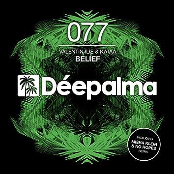 Belief (Incl. Misha Klein & No Hopes Remix)