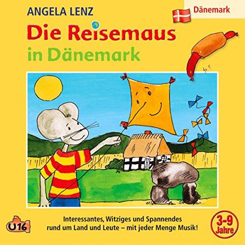Die Reisemaus in Dänemark Titelbild