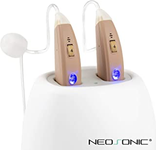 Best rechargeable hearing aids commercial Reviews