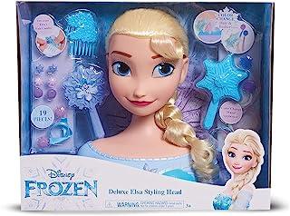Giochi Preziosi Reine Des Neiges Disney Elsa Busto Deluxe, Multicolor (4)