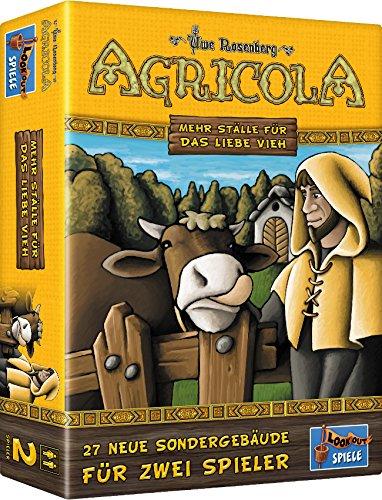 Lookout 22160697 - Agricola - mehr Ställe für das Liebe Vieh