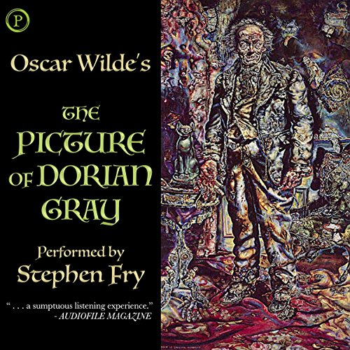 Couverture de The Picture of Dorian Gray
