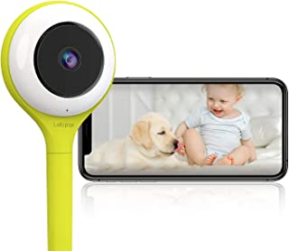 Lollipop Baby Camera with True Crying Detection Bundled with Instructions Manual (Pistachio)