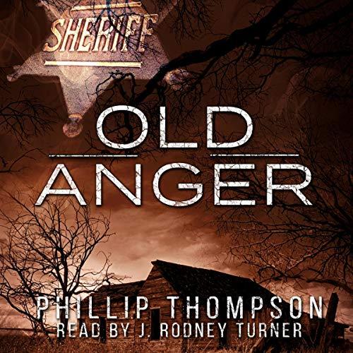 Old Anger: Colt Harper, Book 2