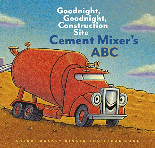 Cement Mixer's ABC: Goodnight, Goodnight, Construction Site (English Edition)