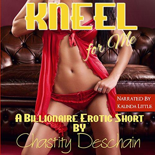 Kneel for Me audiobook cover art