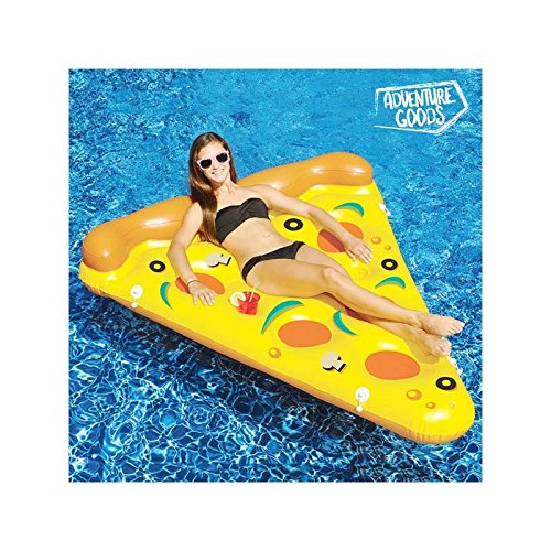 Colchoneta Hinchable Pizza Adventure Goods