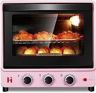 Oven CYN-Pequeño Horno Tostador eléctrico para Hornear con Control unificado de Temperatura, descongelación y Masa de fermentación. Parrilla de 3 Capas con Aplique de bajo Consumo 30L1500W