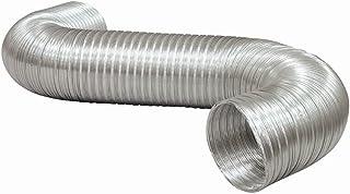 CUHAWUDBA 4 Pulgadas Tubo De Ventilacion 100Mm Tuberia De Aluminio Pvc Manguera Tubo De Ventilacion De Aire Conducto De Escape Flexible 3//2M Bano De Ventilacion Del Sistema De Aire