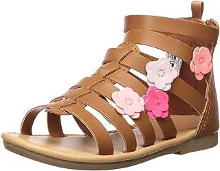 Girl's Flossie Flower Gladiator Sandal