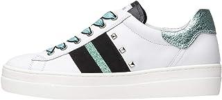 Nero Giardini E010673D Sneakers Femme en Cuir