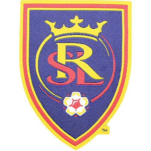 Real Salt Lake Soccer Team Crest Pro-Weave Jersey MLS Futbol Patch