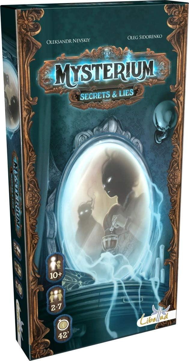 Mysterium – Extensión Secrets & Lies – Versión francesa