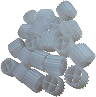 Cz Garden Supply [K1 Micro] Filter Media Premium Grade Moving Bed Biofilm Reactor (MBBR) for Aquaponics • Aquaculture • Hydroponics • Ponds • Aquariums