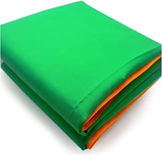 Best VSVO Irish (Ireland) Flag 3x5 Feet 300D Heavy Duty Oxford Nylon - Sewn Stripes - Durable and Long Lasting 4 Stitch Hemming, Vivid Colors. Review