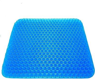 座布団 二重設計 無重力クッション 高反発 通気性 体圧分散 持ち運び 自動車 椅子用 自宅 オフィス