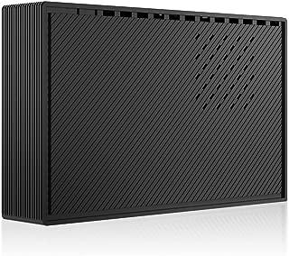 "MARSHAL 外付けハードディスク TV録画対応 2TB HDD PS4 4K 動作確認済 省エネ 6ヶ月 保証 USB3.0 ハードディスク 3.5"" MAL32000EX3-BK"