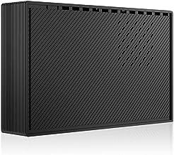 FFF 外付けハードディスク 500GB テレビ録画 PC PS4 対応 日本国内サポート 日本語説明書付き MAL3500EX3-BK-6TH