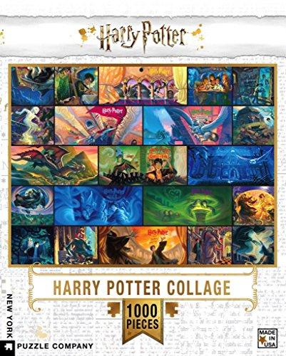 1000 piece harry potter puzzle - 1