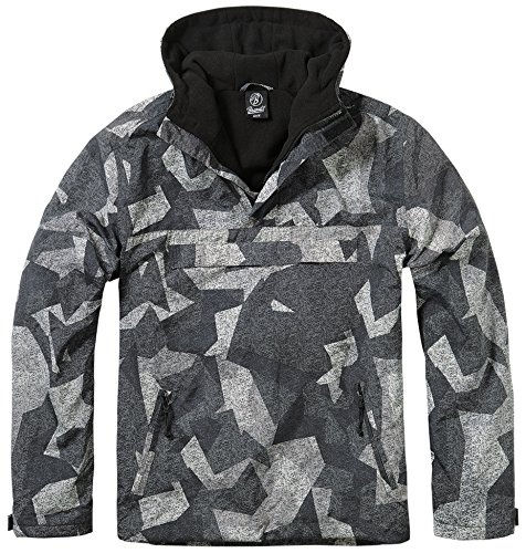 Brandit Windbreaker Nightcamo XL