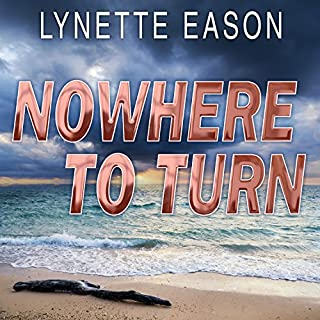 Nowhere to Turn     Hidden Identity, Book 2              Written by:                                                                                                                                 Lynette Eason                               Narrated by:                                                                                                                                 Meredith Mitchell                      Length: 8 hrs and 31 mins     1 rating     Overall 4.0