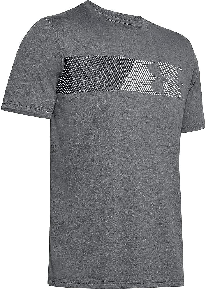 Under Armour Men's Fast Left Chest 2.0 Short-Sleeve T-Shirt