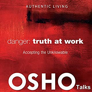 Danger: Truth at Work audiobook cover art