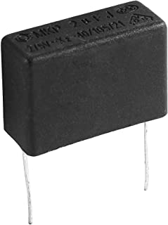 Aexit 2uF (Capacitor) MFD 275 νAC 400 νDC Polypropylene Film Capacitor for (80ry393qf476) Induction Cooker