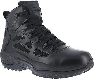 rb8688リーボックメンズステルスWP Uniform Boots?–?ブラック