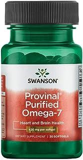 Swanson Provinal Purified Omega-7 30 Sgels
