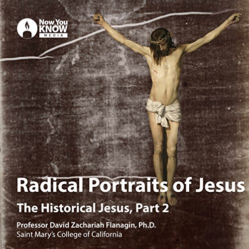 Radical Portraits of Jesus copertina