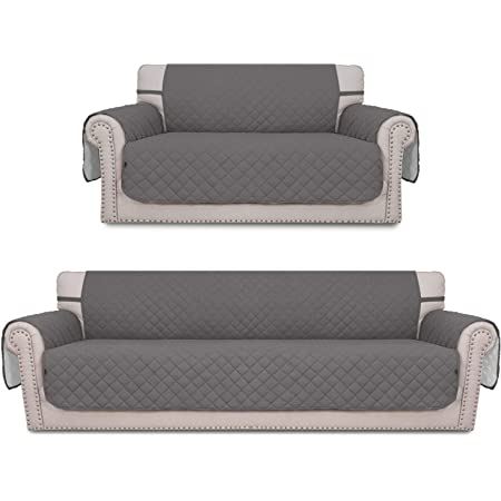 Easy-Going Product Bundles Waterproof Loveseat Cover,Oversized Sofa Cover