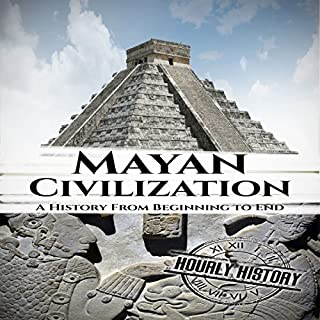 Mayan Civilization audiobook cover art