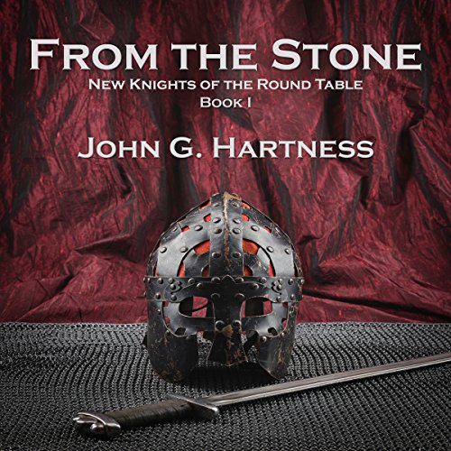 From the Stone audiobook cover art