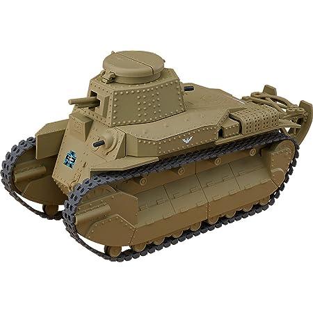 ねんどろいどもあ ガールズ&パンツァー 最終章 八九式中戦車甲型 ノンスケール ABS&PVC製 塗装済みフィギュア