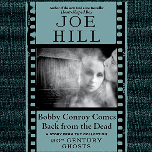 Bobby Conroy Comes Back from the Dead audiobook cover art