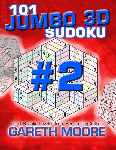 101 Jumbo 3D Sudoku Volume 2