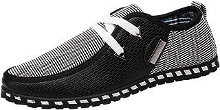 Felt Applique Kits, Men Autumn Office Shoes Comfortable Casual Sneaker Business Flat Shoes Formal Party Shoes