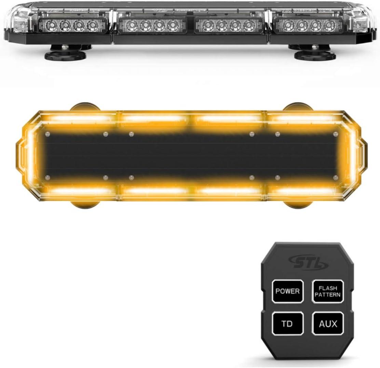 SpeedTech Lights Mini 21 Fort Worth Mall 120 Watts Strobe LED gift For Trucks